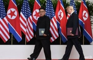 despite summit north korea still a nuclear threat says trump