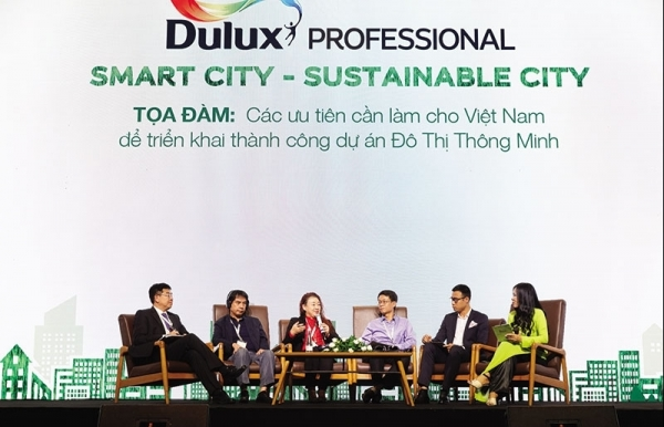 collaboration needed to build smart cities in vietnam