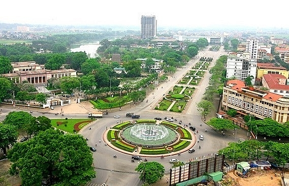 wbs project to improve thai nguyens urban infrastructure