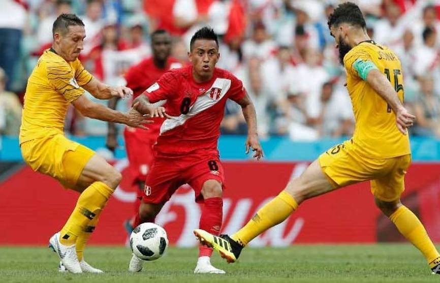 world cup australia bow out as peru claim consolation victory
