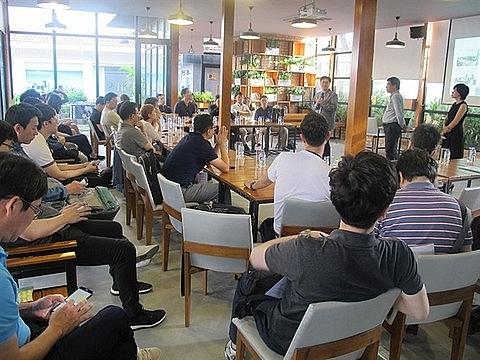 city seeks closer ties between vietnam foreign startups