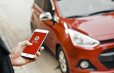 competition reviving up in vietnams car hailing market