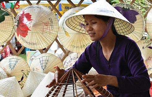 thua thien hues craft villages develop tourism