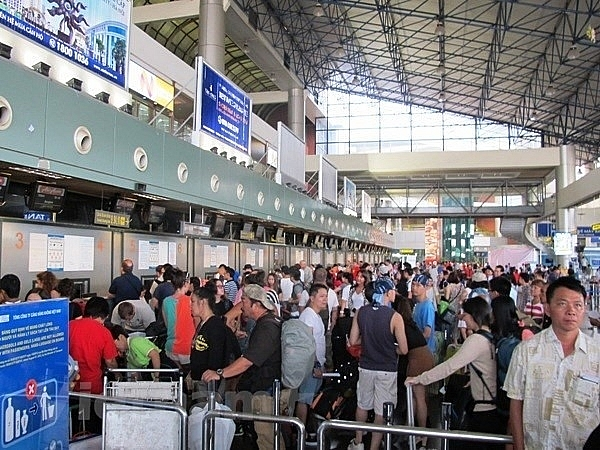 transit station proposed for hcm citys tan son nhat airport