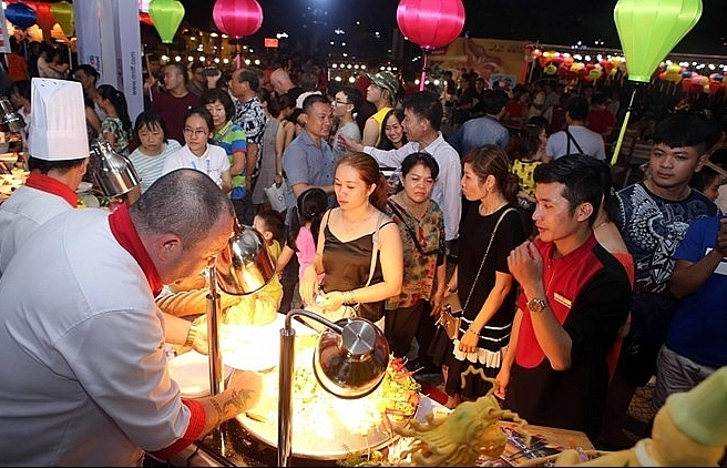 da nang international food festival opens