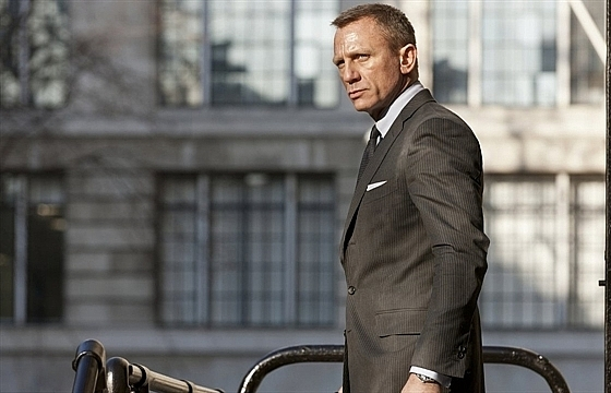 james bond movie set rocked by blast