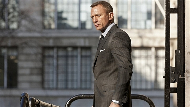 james bond movie set rocked by blast