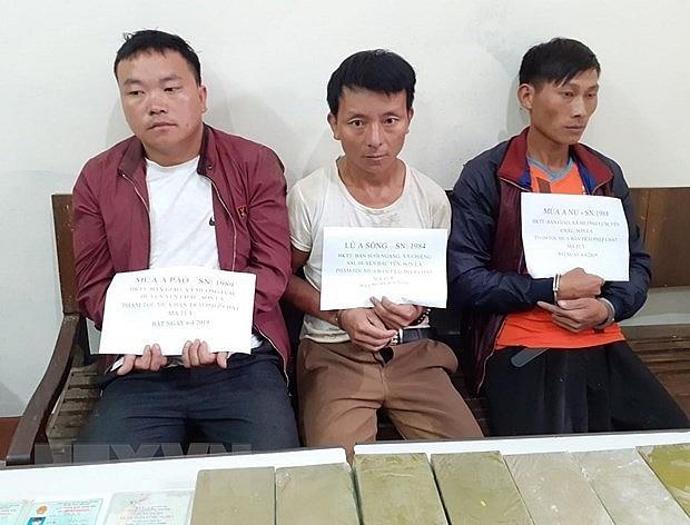 son la three arrested for drug smuggling