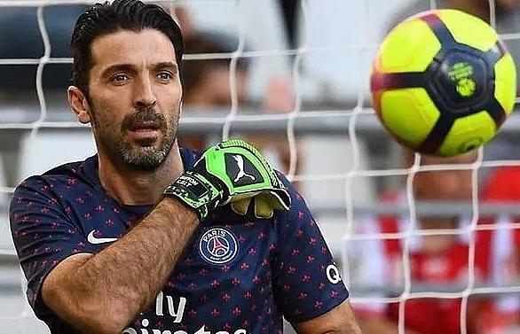 world cup winner buffon to leave paris saint germain