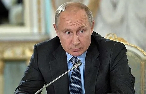 putin says russia prepared to drop start nuclear arms treaty
