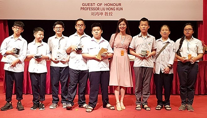 vietnam wins five gold medals at asia pacific math contest