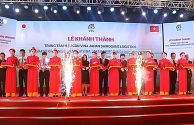 54 million logistics centre opens in ba ria vung tau