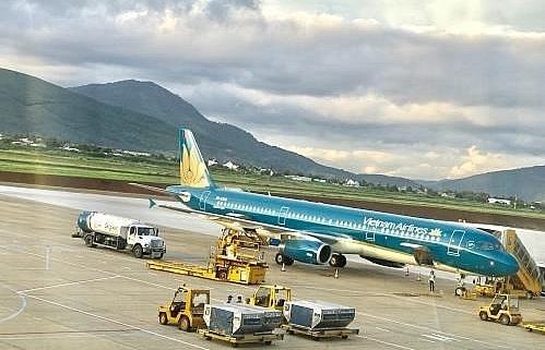 vietnam airlines aeroflot bolster vietnam russia air route