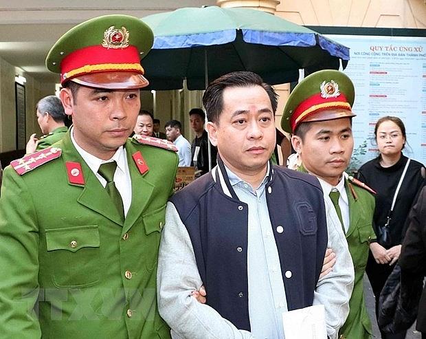 hcm city court upholds jail sentence for phan van anh vu