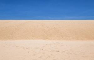 picturesque giant sand dunes of quy nhon