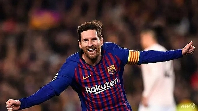 messi is sports worlds highest earner