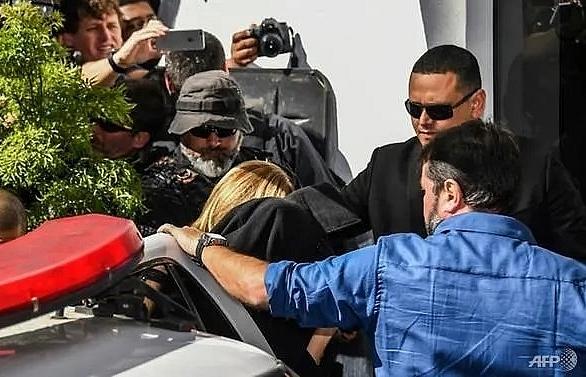 brazilian police file defamation suit against neymars rape accuser
