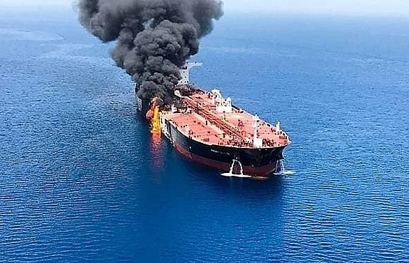 us warns un of clear threat from iran after tanker attacks