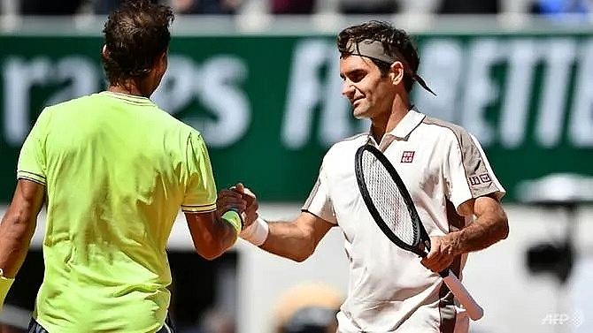 federer fresh for tenth halle title tilt