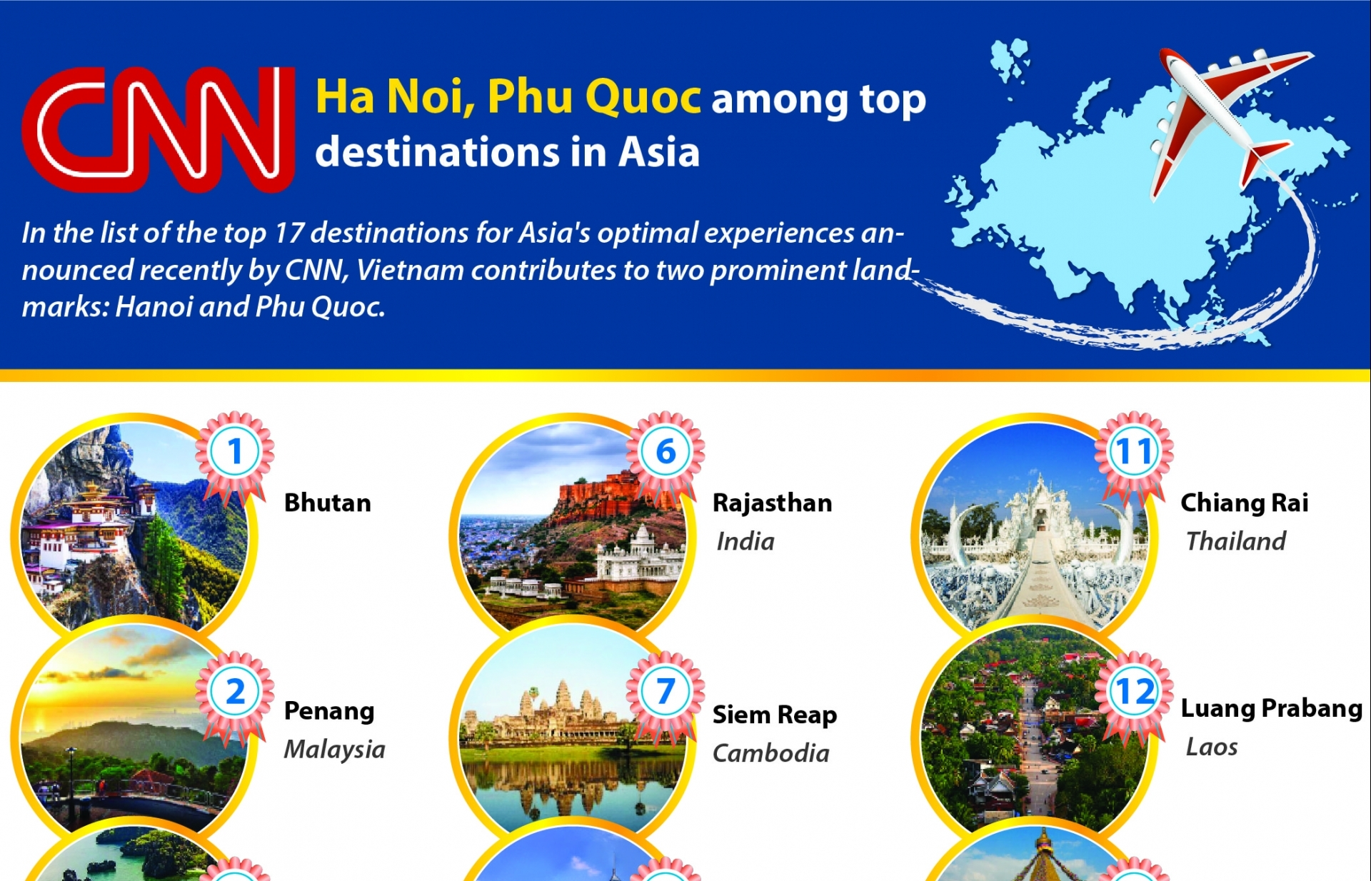hanoi phu quoc among top destinations in asia
