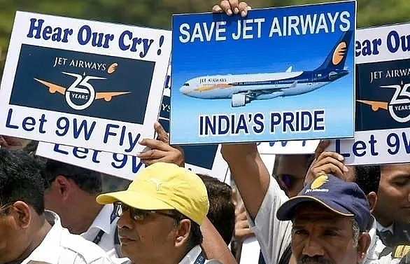 jet airways lenders to go to bankruptcy court