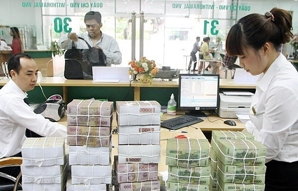 reference exchange rate down 4 vnd on june 19