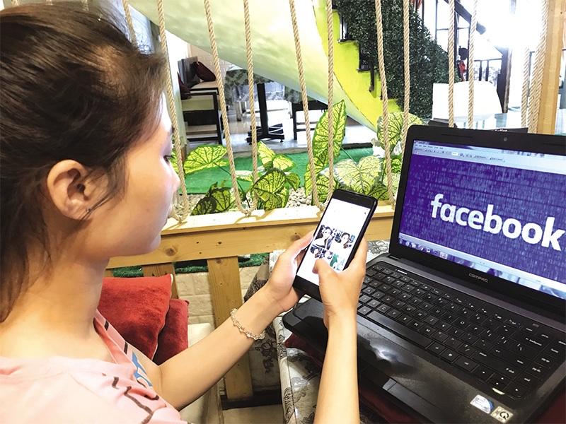 enforcing copyrights on social media