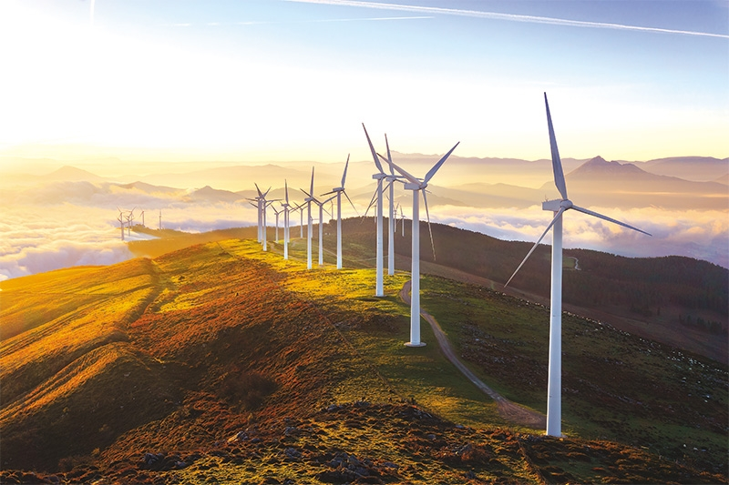 renewable energy to dispel outages