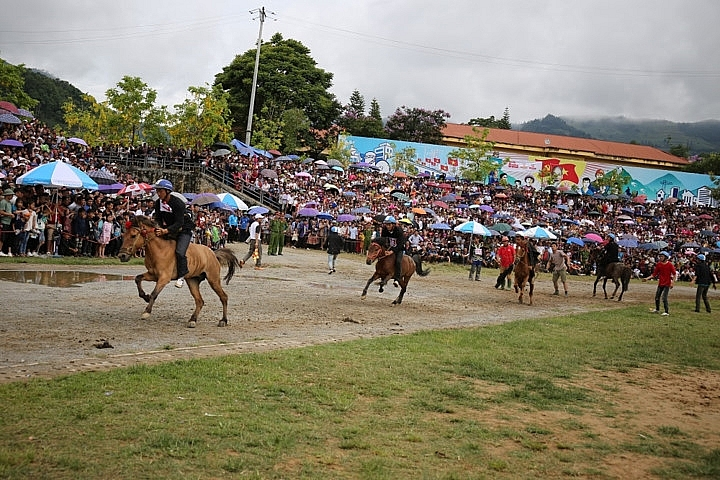 sapa to host debut fansipan horse race