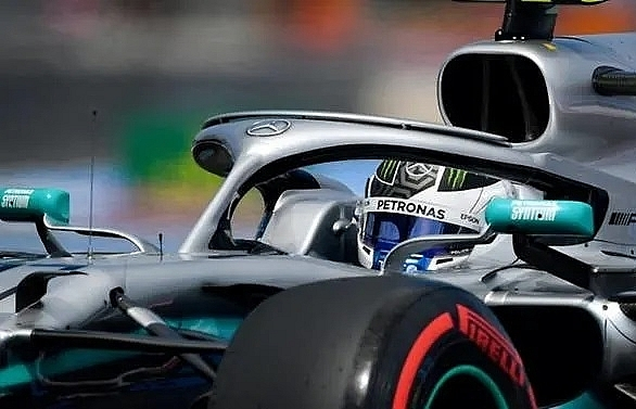 mercedes dominate french grand prix practice