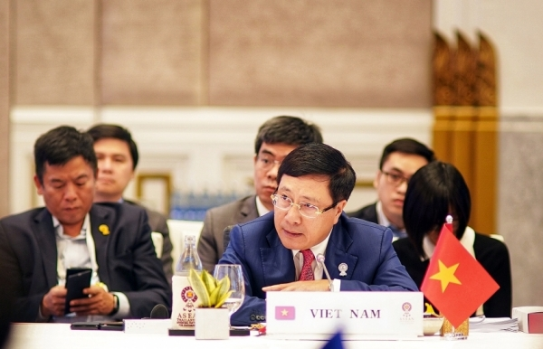 asean fms gather in bangkok ahead of regional summit