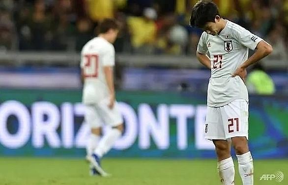 paraguay through to copa quarters as japan ecuador draw