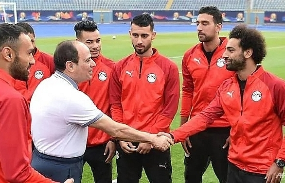 superstar salah seeks first goal at cup of nations in egypt