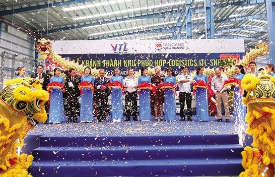 new logistics complex marches towards sustainability
