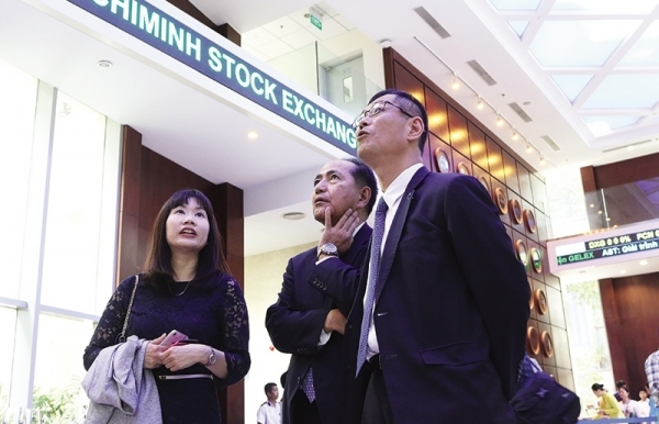 foreign invested firms eyeing up stock listings
