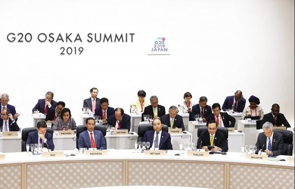 g20 praises vietnamese proposals