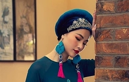 designers introduce ao dai collections in hcm city