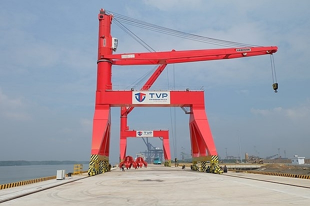over 1157 million usd poured into upgrading thi vai intl port