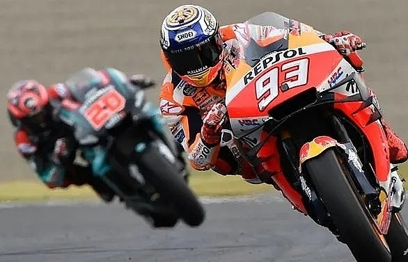 japan race cancelled over coronavirus as motogp looks to europe
