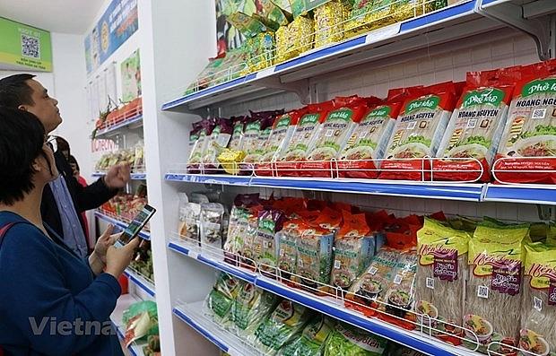 vietnams retail sales down in five months