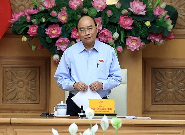 permanent govt members discuss cooperation projects with laos