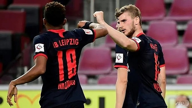 chelsea poised to beat liverpool for 53m werner