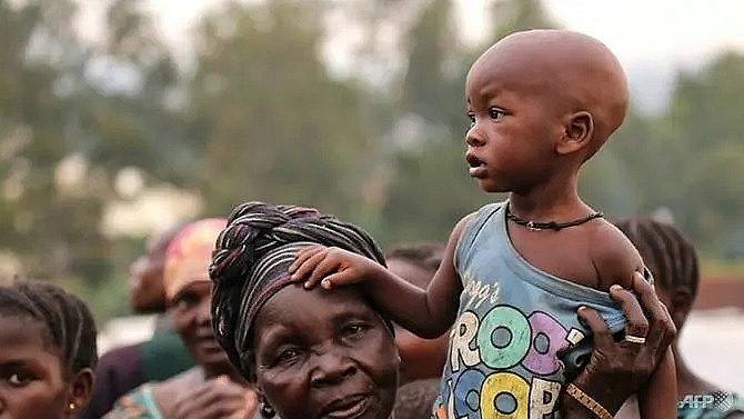 1300 civilians killed in dr congo half million flee homes un