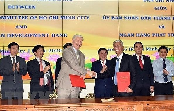 adb hcm citys important development partner municipal leader