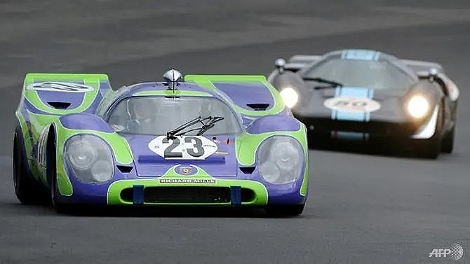 as le mans goes virtual one veteran recalls a famous victory