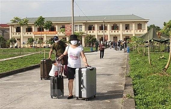 six coronavirus positive cases left in vietnam at present