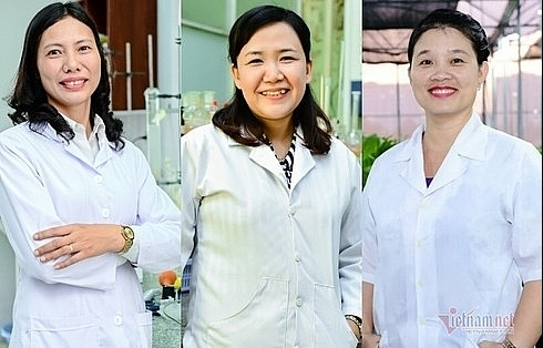 three vietnamese female scientists make list of top 100 asian researchers