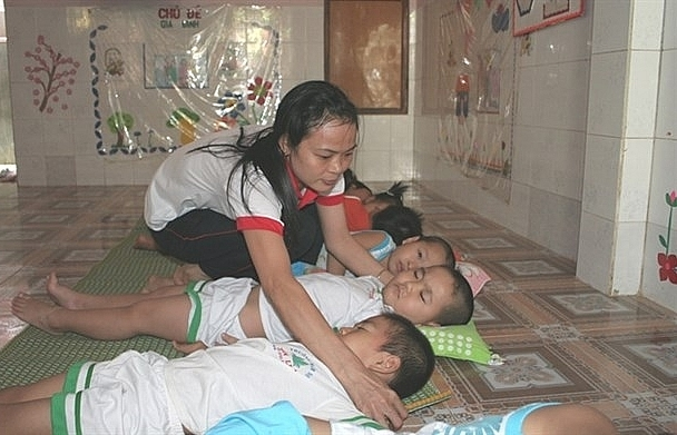 can tho to seek private investment for nurseries for ip workers children