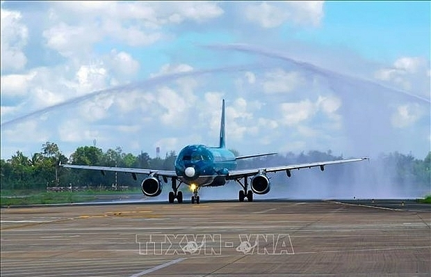 vietnam airlines launches three more domestic air routes
