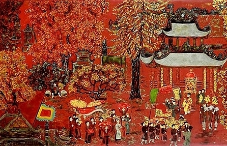 vietnamese artworks to be auctioned online